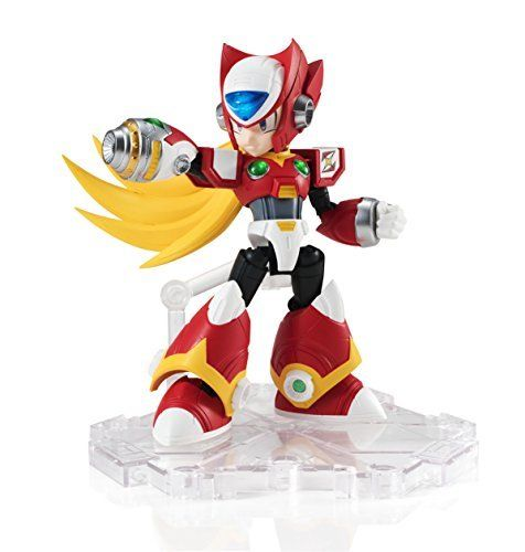 NXEDGE STYLE ROCKMAN UNIT Mega Man X ZERO Action Figure BANDAI NEW from Japan_7