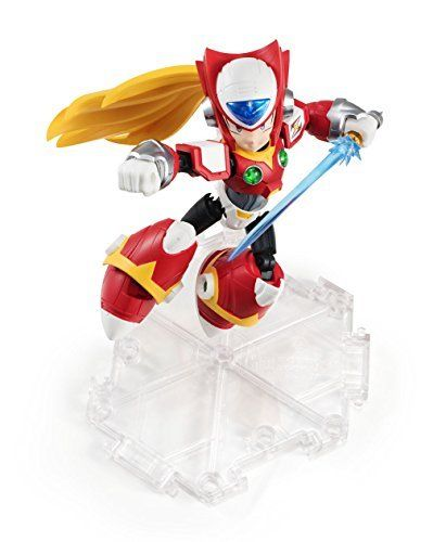 NXEDGE STYLE ROCKMAN UNIT Mega Man X ZERO Action Figure BANDAI NEW from Japan_8