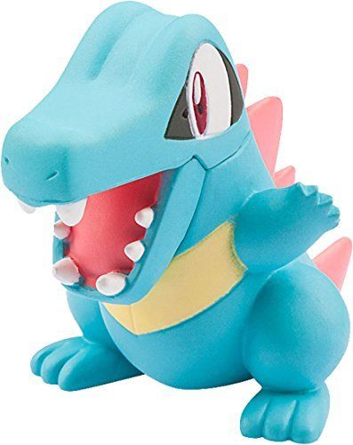 Monster Collection Moncolle-EX Three Pokemon of Departure Vol.2 Johto TOMY NEW_3