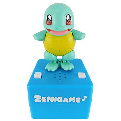 Pokemon Pop'n Step Pokemon Squirtle (Zenigame) TAKARA TOMY NEW from Japan_1