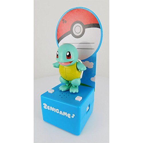Pokemon Pop'n Step Pokemon Squirtle (Zenigame) TAKARA TOMY NEW from Japan_2