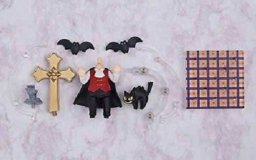 Nendoroid More Halloween Set Male Ver Action Figure Good Smile Company NEW F/S_2