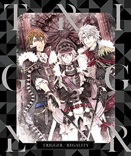 [CD] IDOLiSH7 TRIGGER 1st Full Album REGALITY (Deluxe Edition) (Limited Edition)_1