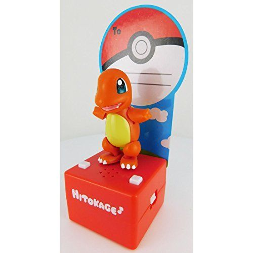 Pokemon Pop'n Step Pokemon Charmander (Hitokage) TAKARA TOMY NEW from Japan_2