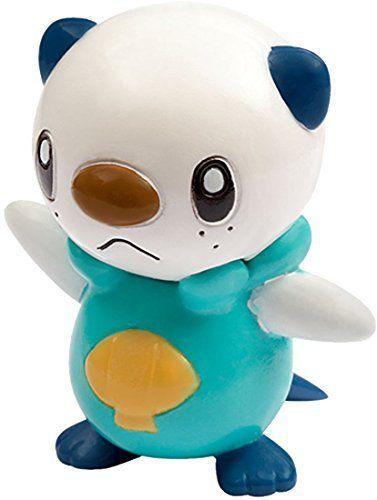 Monster Collection Moncolle-EX Three Pokemon of Departure Vol.5 Isshu TOMY NEW_4