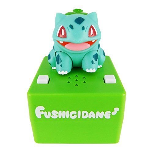 Pokemon Pop'n Step Pokemon Bulbasaur (Fushigidane) TAKARA TOMY NEW from Japan_1