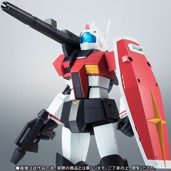 ROBOT SPIRITS SIDE MS RGC-80 GM CANNON Ver A.N.I.M.E. Figure Gundam BANDAI NEW_2