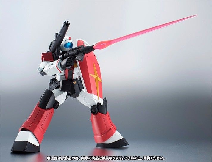 ROBOT SPIRITS SIDE MS RGC-80 GM CANNON Ver A.N.I.M.E. Figure Gundam BANDAI NEW_4