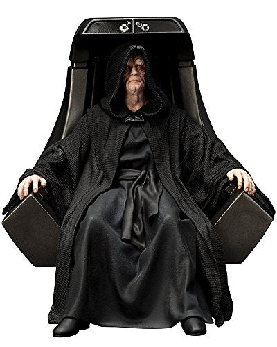 ARTFX+ Star Wars EMPEROR PALPATINE 1/10 PVC Figure KOTOBUKIYA NEW from Japan_1
