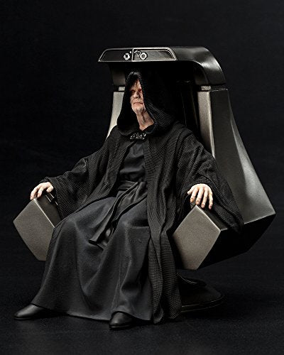 ARTFX+ Star Wars EMPEROR PALPATINE 1/10 PVC Figure KOTOBUKIYA NEW from Japan_2