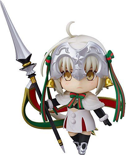 Fate/Grand Order Nendoroid 815 Lancer/Jeanne d'Arc Alter Santa Lily Figure_1