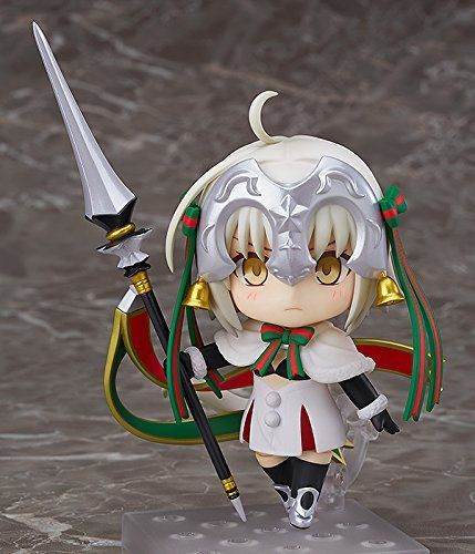 Fate/Grand Order Nendoroid 815 Lancer/Jeanne d'Arc Alter Santa Lily Figure_2