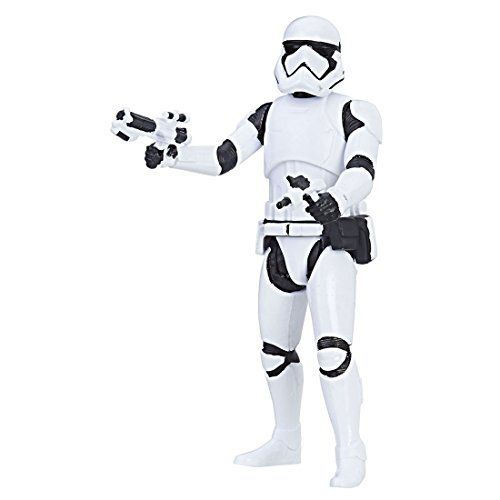 STAR WARS The Last Jedi BASIC FIGURE FIRST ORDER STORMTROOPER TAKARA TOMY NEW_1