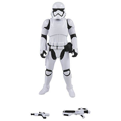 STAR WARS The Last Jedi BASIC FIGURE FIRST ORDER STORMTROOPER TAKARA TOMY NEW_3