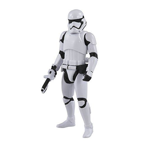 STAR WARS The Last Jedi BASIC FIGURE FIRST ORDER STORMTROOPER TAKARA TOMY NEW_5