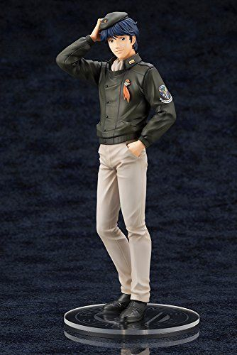 Artfx J Legend of the Galactic Heroes Yang Wen-li 1/8 Scale Figure from Japan_2