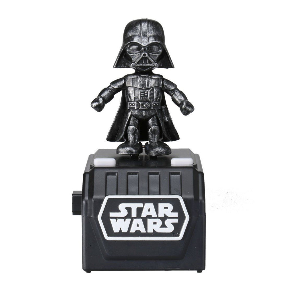 STAR WARS SPACE OPERA METALLIC DARTH VADER Electric March Figure TAKARA TOMY_1