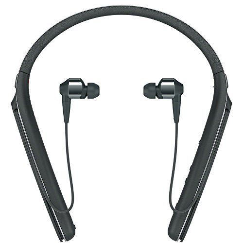 SONY WI-1000X Wireless Noise Cancelling In-Ear Headphones Black NEW from Japan_2