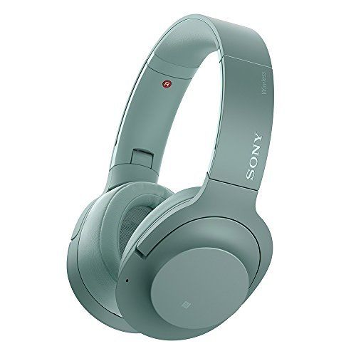 SONY WH-H900N h.ear on 2 Wireless NC Noise Canceling Headphones Horizon Green_1