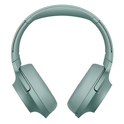 SONY WH-H900N h.ear on 2 Wireless NC Noise Canceling Headphones Horizon Green_2