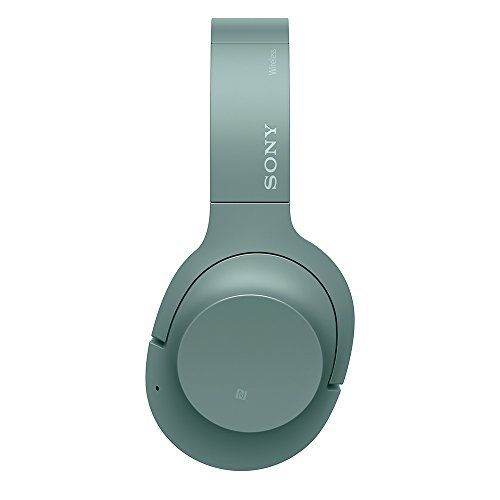 SONY WH-H900N h.ear on 2 Wireless NC Noise Canceling Headphones Horizon Green_3