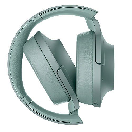 SONY WH-H900N h.ear on 2 Wireless NC Noise Canceling Headphones Horizon Green_4