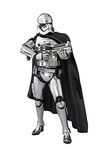 S.H.Figuarts Star Wars The Last Jedi CAPTAIN PHASMA Action Figure BANDAI NEW F/S_1