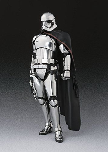 S.H.Figuarts Star Wars The Last Jedi CAPTAIN PHASMA Action Figure BANDAI NEW F/S_2