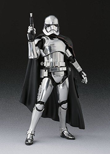 S.H.Figuarts Star Wars The Last Jedi CAPTAIN PHASMA Action Figure BANDAI NEW F/S_3