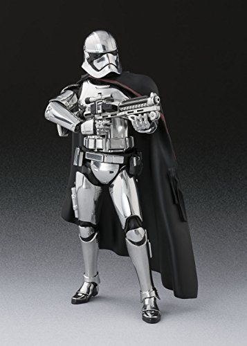 S.H.Figuarts Star Wars The Last Jedi CAPTAIN PHASMA Action Figure BANDAI NEW F/S_4