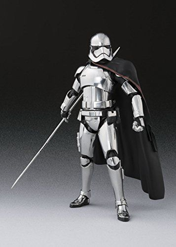 S.H.Figuarts Star Wars The Last Jedi CAPTAIN PHASMA Action Figure BANDAI NEW F/S_5
