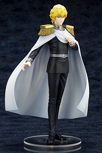 Artfx J Legend of the Galactic Heroes Reinhard von Lohengramm 1/8 Scale Figure_2