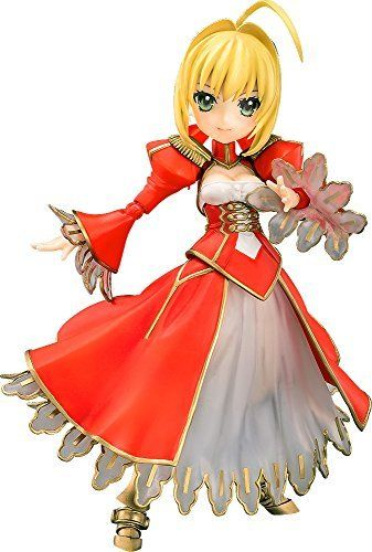 Phat Company Fate EXTELLA Parfom Nero Claudius Figure NEW from Japan_1