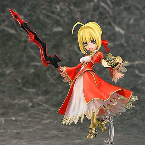 Phat Company Fate EXTELLA Parfom Nero Claudius Figure NEW from Japan_3