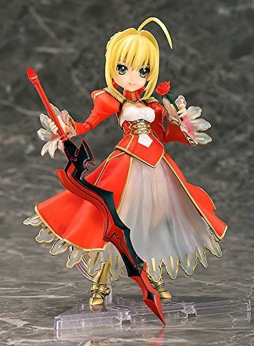 Phat Company Fate EXTELLA Parfom Nero Claudius Figure NEW from Japan_6