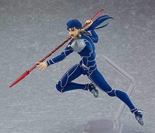 Max Factory Fate Grand Order figma 375 Lancer Cu Chulainn Figure NEW from Japan_4