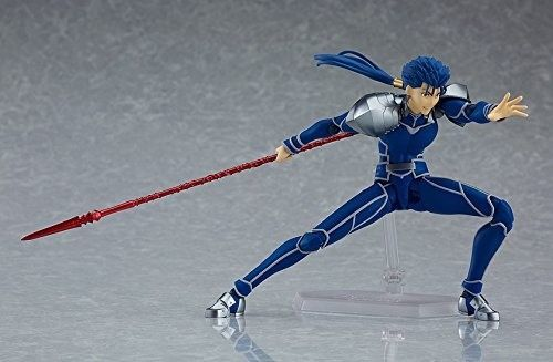 Max Factory Fate Grand Order figma 375 Lancer Cu Chulainn Figure NEW from Japan_5