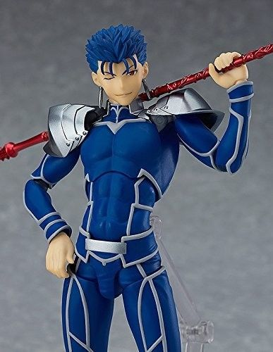 Max Factory Fate Grand Order figma 375 Lancer Cu Chulainn Figure NEW from Japan_7