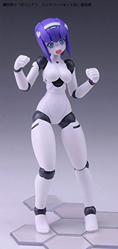 DAIBADI PRODUCTION Polynian FMM Clover (updated ver.) Non Scale Figure NEW_9