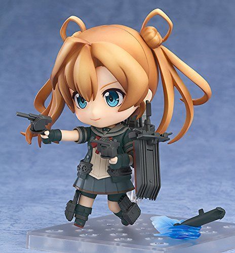 Good Smile Company Nendoroid 867  Kan Colle Abukuma Kai-II Figure NEW from Japan_3