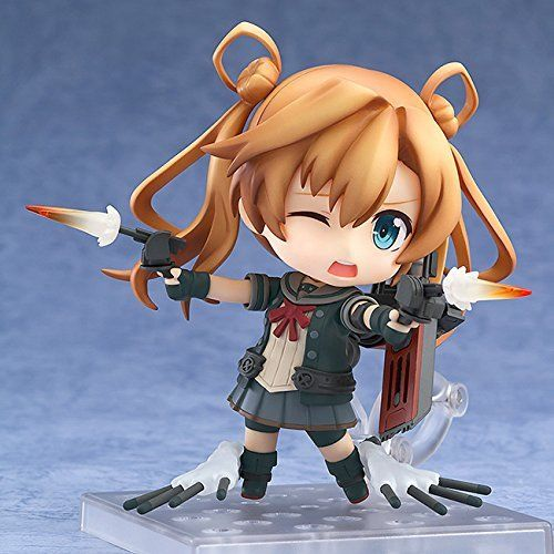 Good Smile Company Nendoroid 867  Kan Colle Abukuma Kai-II Figure NEW from Japan_4
