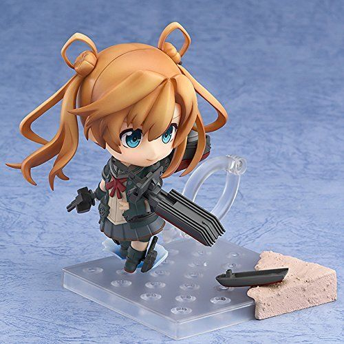 Good Smile Company Nendoroid 867  Kan Colle Abukuma Kai-II Figure NEW from Japan_5