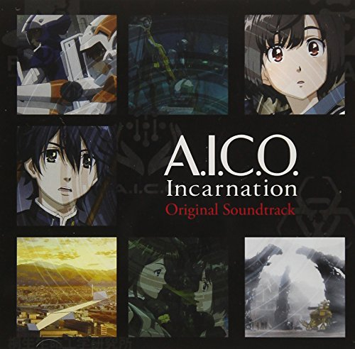 [CD] A.I.C.O. Incarnation Original Soundtrack NEW from Japan_1