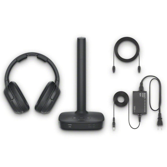 Sony WH-L600 7.1 ch Digital Surround Wireless Headphones System NEW from Japan_5