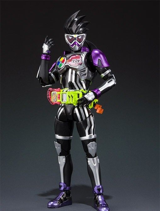 S.H.Figuarts Masked Kamen Rider EX-AID GENM ACTION GAMER LEVEL 0 Figure BANDAI_1