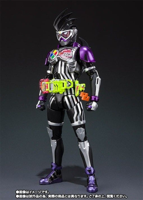 S.H.Figuarts Masked Kamen Rider EX-AID GENM ACTION GAMER LEVEL 0 Figure BANDAI_3
