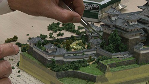 Image Mechanic LLP Mokei Dojo Light x 2 How to Make Castle Model DVD from Japan_6