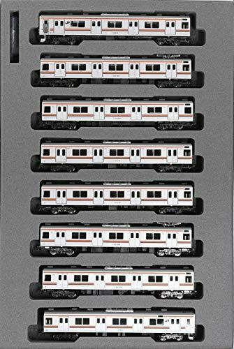 Kato N Scale Series 205-5000 Musashino Line SAHA205 Door Big Window 8-Car Set_3