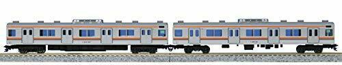 Kato N Scale Series 205-5000 Musashino Line SAHA205 Door Big Window 8-Car Set_4