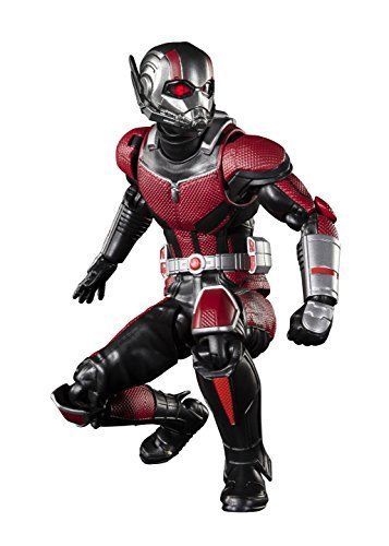 S.H.Figuarts Ant-Man and the Wasp ANT-MAN Action Figure BANDAI NEW from Japan_1